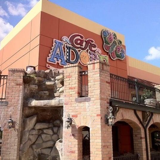 Cafe Adobe Marq E Center Houston Tx