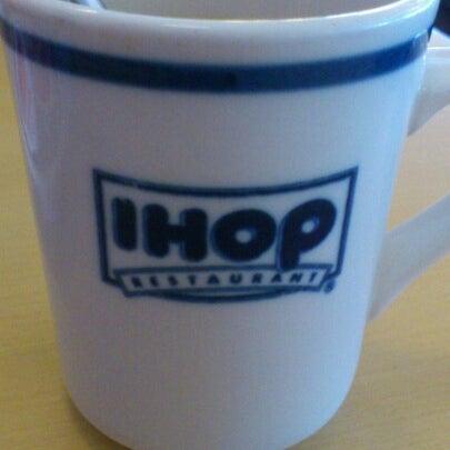 Photo taken at IHOP by Fredd G. on 8/3/2012