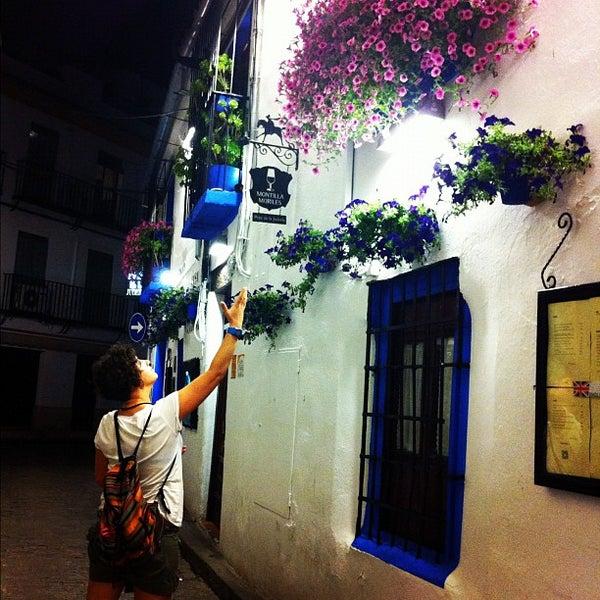 Foto tomada en Casa Pepe de la Judería por Irene G. el 6/7/2012