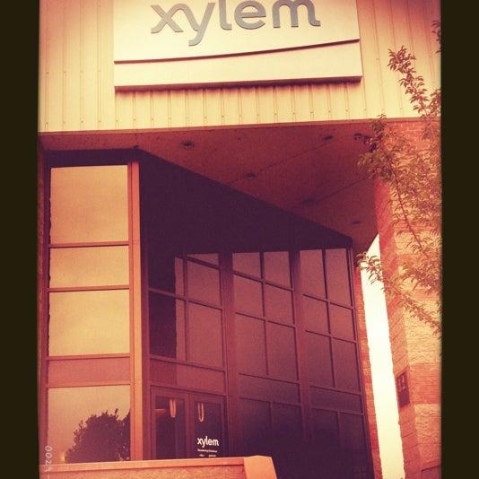 Photo taken at Godwin Pumps by Bryan G. on 6/25/2012