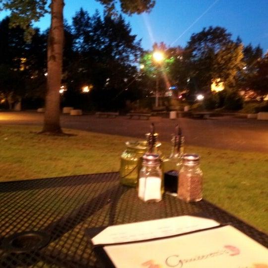 Photo taken at Gamberetti's Italian Restaurant by Jaime E. on 9/6/2012
