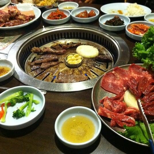 Seoul Garden Yakiniku Korean Restaurant In Honolulu