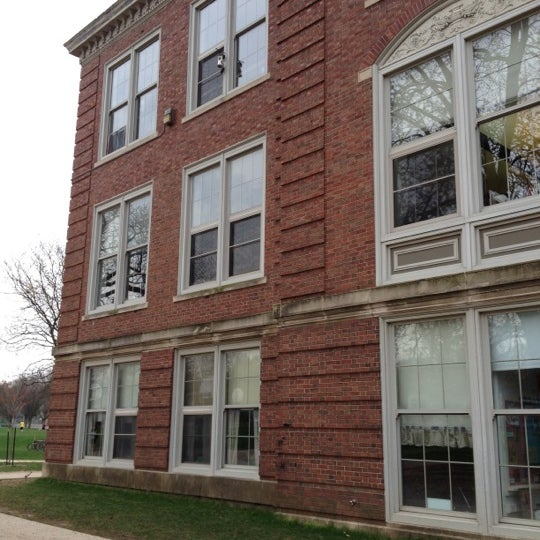 Elementary School In Ann Arbor