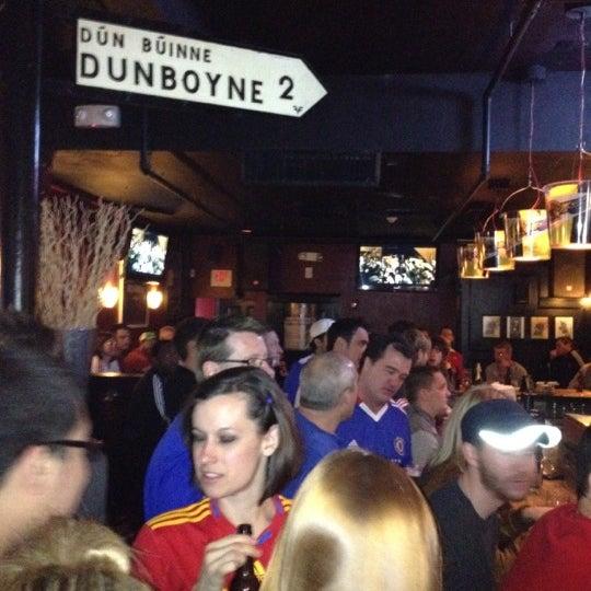 Photo taken at The Banshee Bar by Garrett B. on 5/5/2012
