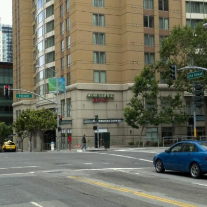 courtyard by marriott san francisco downtown hotel in. Black Bedroom Furniture Sets. Home Design Ideas
