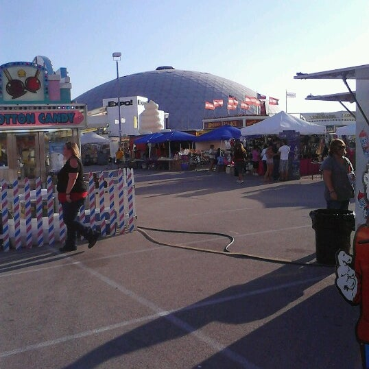 Photo taken at Bell County Expo Center by Jamien G. on 9/1/2012