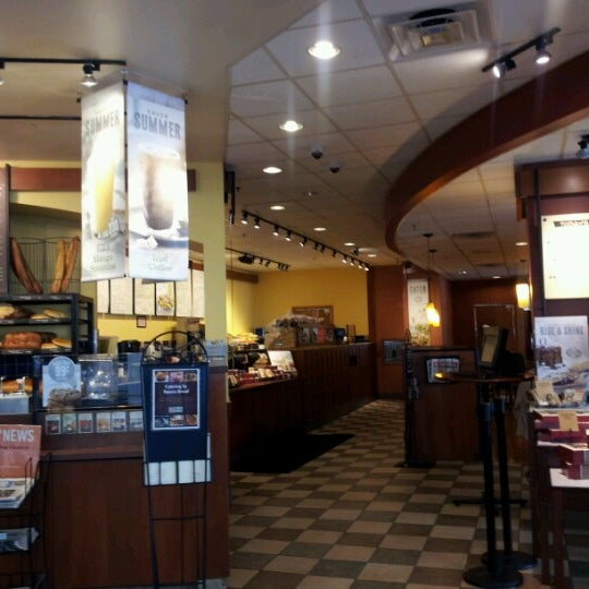 Photo taken at Panera Bread by Angie S. on 9/3/2012