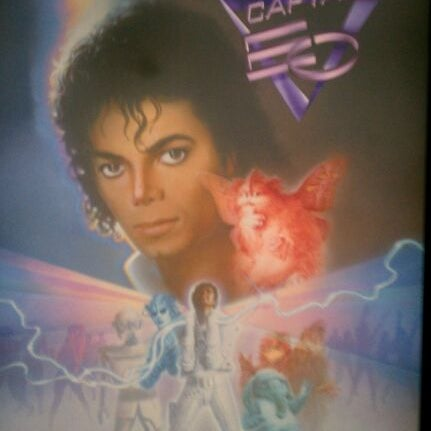 Photo taken at Captain EO by John O. on 12/28/2011
