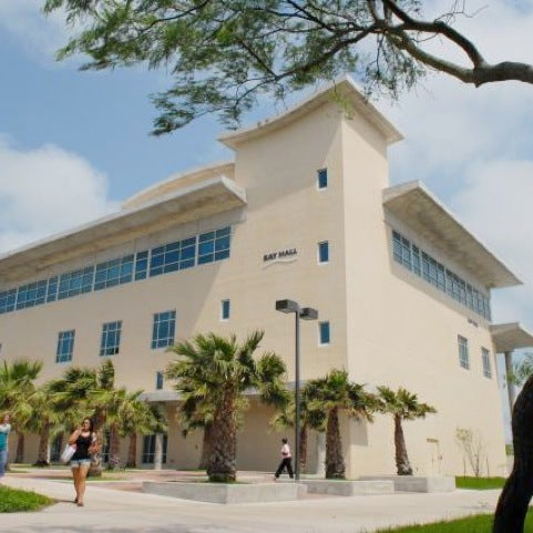 Photo taken at Bay Hall (BH) by Texas A&M University-Corpus Christi on 1/10/2011