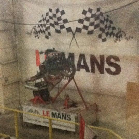 Снимок сделан в Le Mans пользователем 🔱Elena🔱 4/14/2012