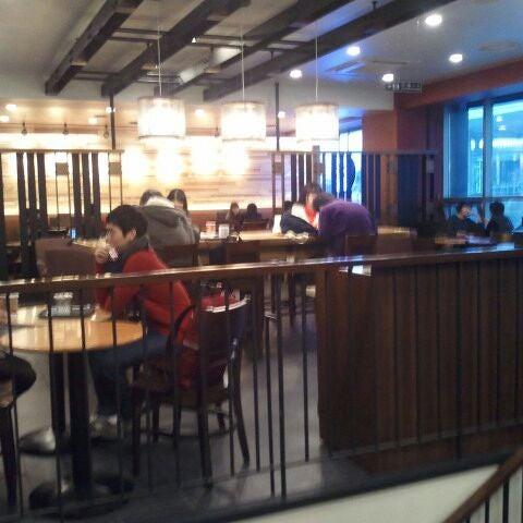 Photo taken at Starbucks by Lee M. on 11/17/2011