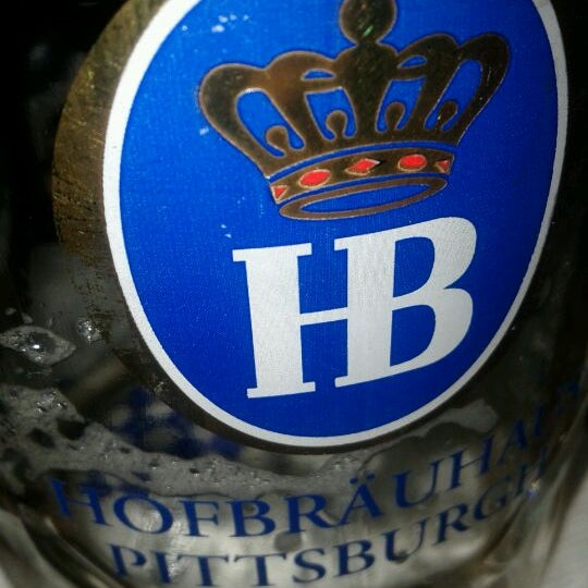 Photo taken at Hofbräuhaus Newport by Sarah A. on 1/15/2012
