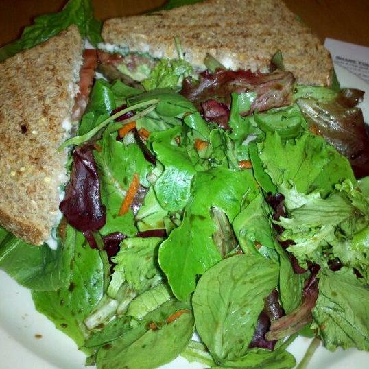 Photo taken at Sugar Plum Vegan Cafe by John S. on 12/6/2011