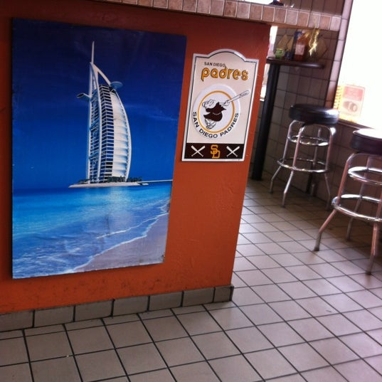 Photo taken at Philly Steak Subs by Iron M. on 5/25/2012