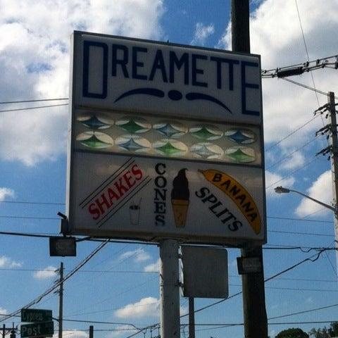 Photo taken at Dreamette by Karey S. on 10/17/2011