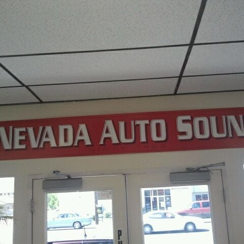 Nevada Auto Sound >> Photos At Nevada Auto Sound Automotive Shop