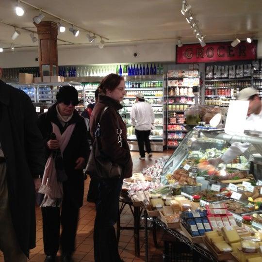 Photo taken at Butterfield Market by Badi J. on 4/26/2012