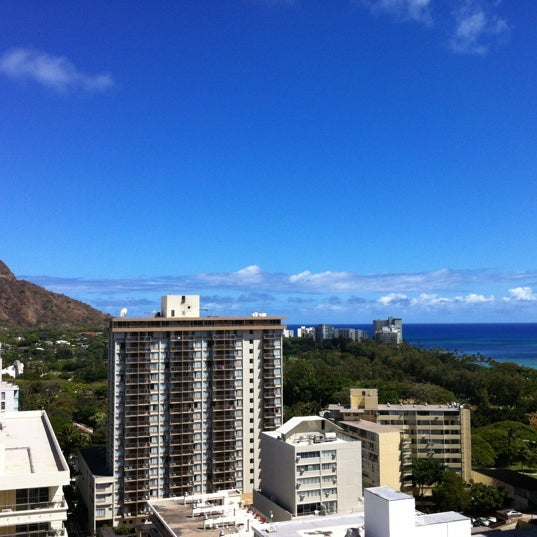 Waikiki Beach Marriott Resort Spa Honolulu Hi