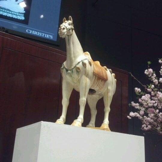 3/23/2012にJason L.がChristie'sで撮った写真