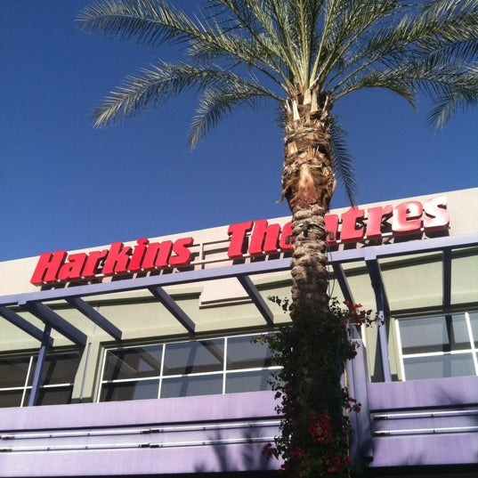 Photo taken at Harkins Theatres Tempe Marketplace 16 by Jonathan C. on 3/4/2012