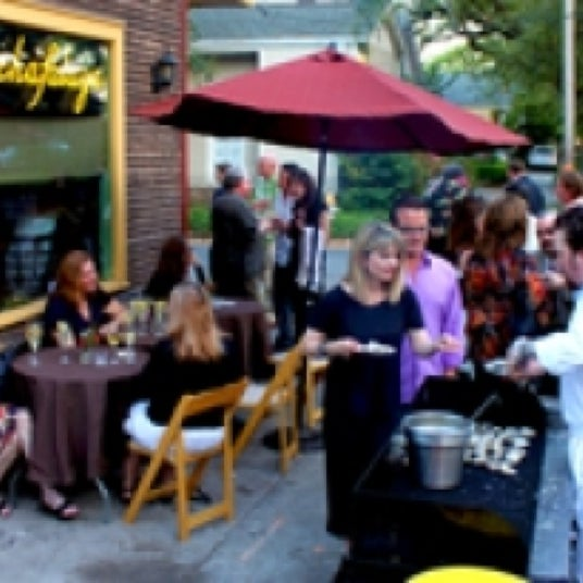 Photo taken at Atchafalaya Restaurant by Charles W. on 5/13/2012