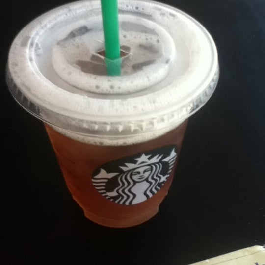 Photo taken at Starbucks by Paty R. on 4/5/2012