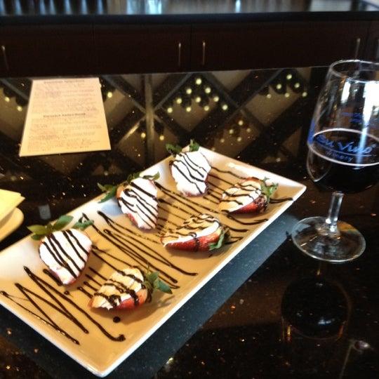 Photo taken at Su Vino Winery by Olivia C. on 5/1/2012