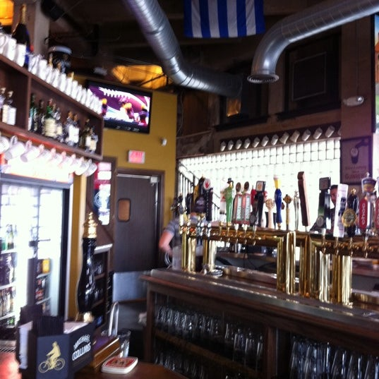 Photo taken at James E. McNellie's Public House by Brad O. on 9/4/2011