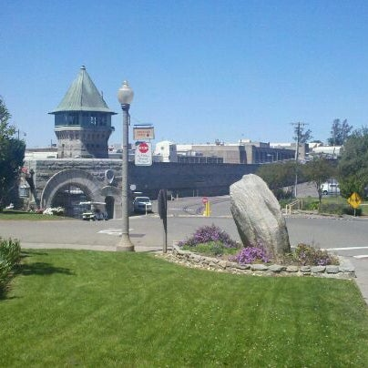 Photo taken at Folsom State Prison (FSP) by Danny (aka jr) M. on 4/30/2011
