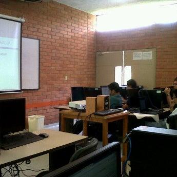 Photo taken at Universidad Pontificia Bolivariana - Seccional Bucaramanga by Ivan Zamir G. on 1/31/2012