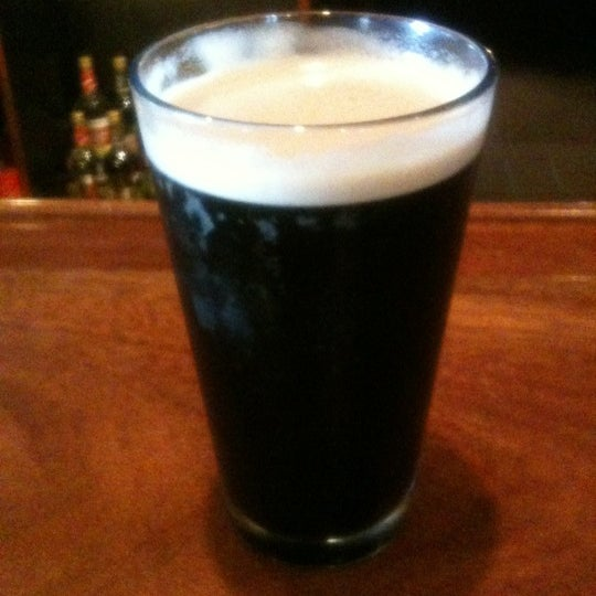 Great glass of GUINESS!