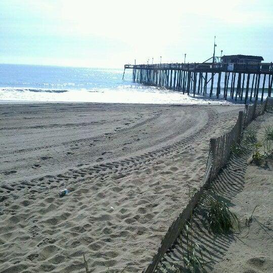 Ocean city fishing pier pier in ocean city for Pier fishing net