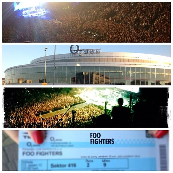 Photo taken at O2 arena by Toms M. on 8/17/2012