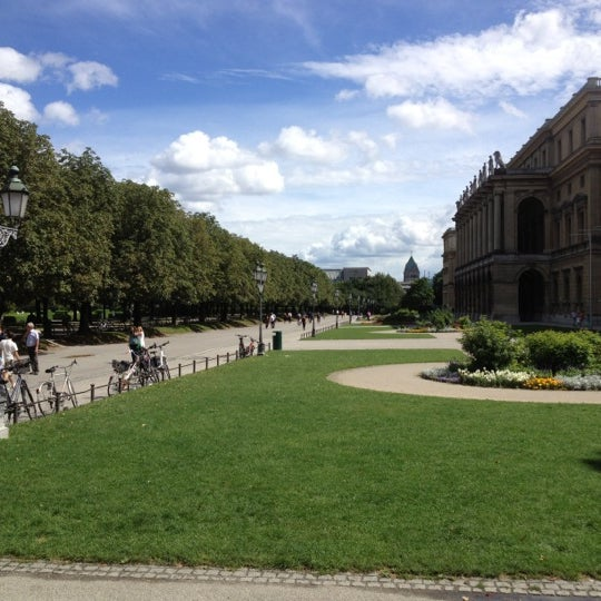 Photo taken at Residenz by Wolfgang S. on 8/26/2012