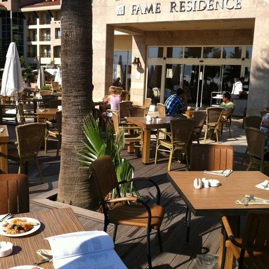 7/17/2011 tarihinde Elena P.ziyaretçi tarafından Fame Residence'de çekilen fotoğraf