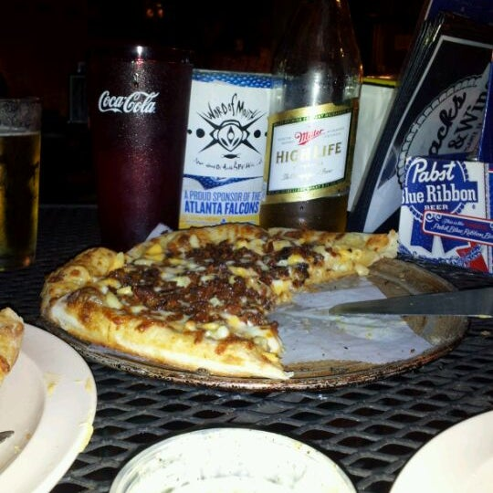 Photo taken at Jack's Pizza & Wings by Morgan M. on 12/31/2011