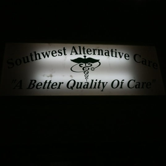 Photo taken at South West Alternative Care by Outo T. on 3/9/2012