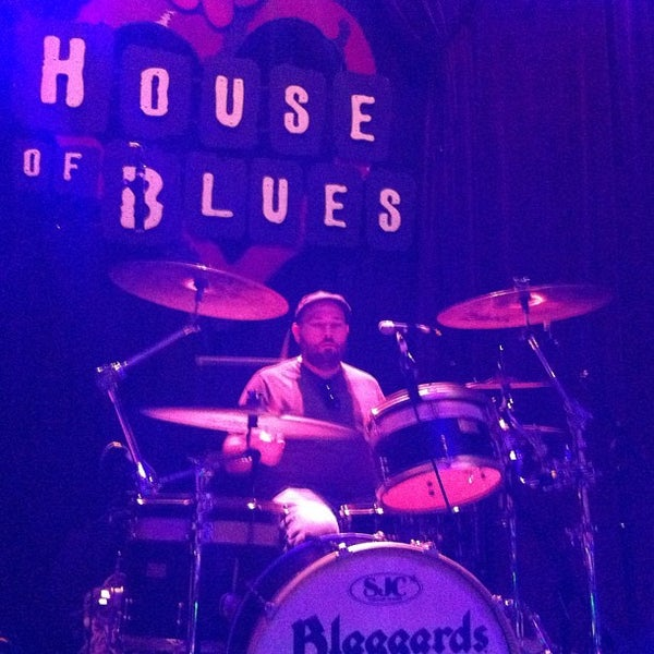 Foto scattata a House of Blues da Blaggards il 9/1/2012