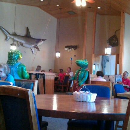 Photo taken at Corky Bell's Seafood by William B. on 6/18/2012