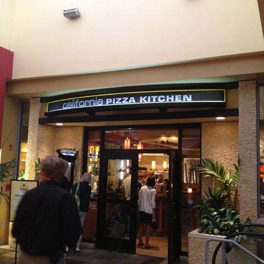 California Pizza Kitchen - Waikiki - 2284 Kalakauna Ave., Space E.