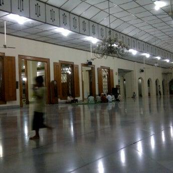 Photo taken at Masjid Jami' Kauman Pekalongan by Gus W. on 5/25/2012