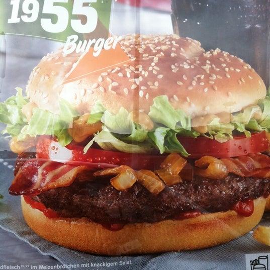 Achtung: 1955 Burger macht süchtig