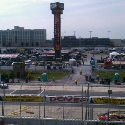 Photo taken at Dover International Speedway by Denise on 9/30/2011