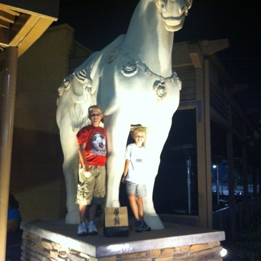 Photo taken at P.F. Chang's by Diane W. on 7/1/2012