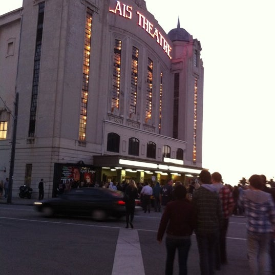 Photo taken at Palais Theatre by Barry H. on 3/31/2011