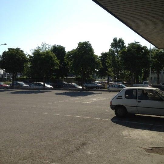 Photo taken at Parcheggio Via Sassonia by Namer M. on 6/19/2012