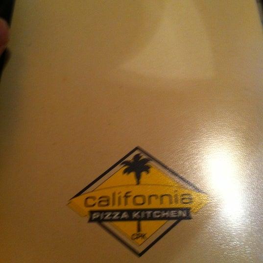 California Pizza Kitchen Roseville Ca