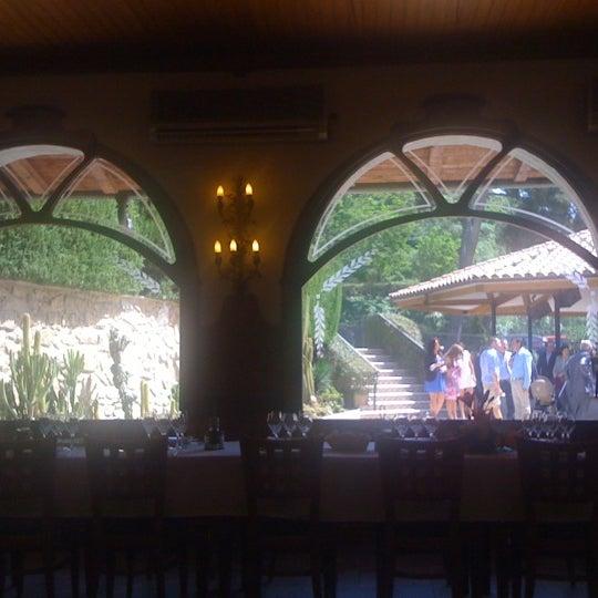 Foto tomada en Can Piqué por Andrés V. el 5/14/2011