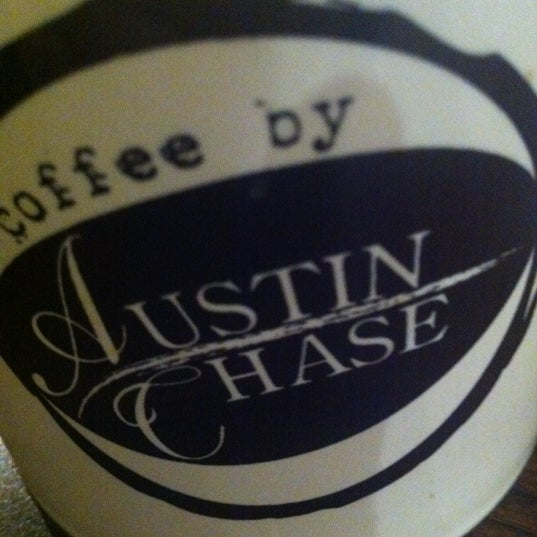 Photo taken at Austin Chase Coffee by Kian Hin T. on 4/22/2012
