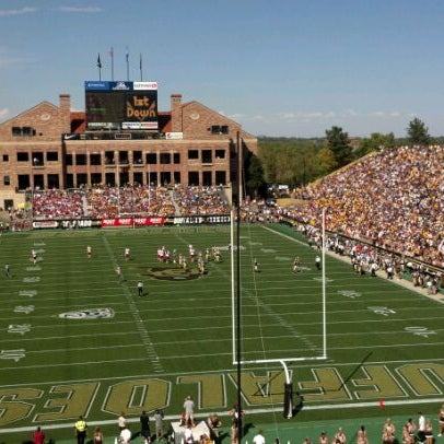 Photo taken at Folsom Field by galina l. on 10/1/2011